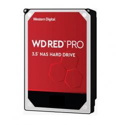 Western Digital WD Red Pro 18TB 3.5' NAS HDD SATA3 7200RPM 512MB Cache 24x7 NASware 3.0 CMR Tech 5yrs wty WD181KFGX