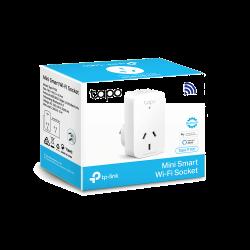 TP-Link Tapo P100(1-pack) Mini Smart Wi-Fi Socket Smart Plug