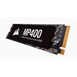 Corsair Force MP400 2TB NVMe PCIe M.2 SSD - 3480/3000 MB/s 560K/380K IOPS 400TBW 1.8mil Hrs MTBF AES 256-bit Encryption 5yrs (CSSD-F2000GBMP400)