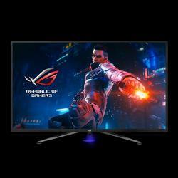 ASUS 43' ROG Swift 4K 144Hz Large Size Gaming Monitor, G-Sync Compatible, DSC Technology, Vesa DisplayHDR1000 (PG43UQ)