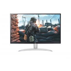 LG 27' 4K UHD IPS 5ms DCI-P3 95% VESA Display HDR 400 AMD FreeSync HDMI/DP (27' Diagonal) 27UP600-W