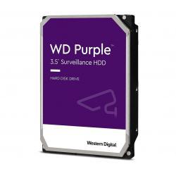 Western Digital WD Purple Pro 10TB 3.5' Surveillance HDD 7200RPM 256MB SATA3 6Gb/s 265MB/s WD101PURP