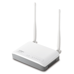 Edimax BR-6428nS V2 300 Multi-Function Wi-Fi Router 3-in-1 Router, Access Point, Range Extender (BR-6428NSV2)