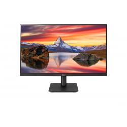 LG 27' IPS 5ms Full HD FreeSync Monitor - HDMI/VGA Tilt VESA100mm Flicker Safe --( Replace MNL-27MK430H-B) 27MP400-B