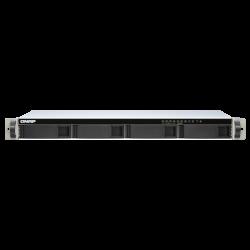 QNAP TS-451DEU-2G, NAS, 4BAY (NO DISK), CEL-J4025, 2GB, USB (4), 2.5GbE(2), 3YR WTY