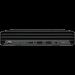 HP ELITEDESK 800 G8 DESKTOP MINI I5-11500T 16GB DDR4-3200 256GB PCIE-SSD HDMI DP RJ-45 WIFI-6 4D8B2PA