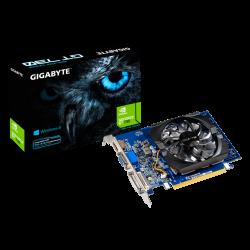 GIGABYTE GF GT730 PCIe x8, 2GB DDR3, DVI, HDMI, 3YR WTY  GV-N730D3-2GI-3.0