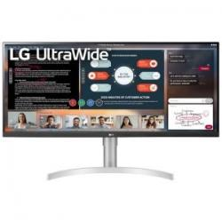 LG 34WN650-W 34FHD 2560X1080 21:9 ULTRAWIDE MONITOR HDMI DISPLAYPORT SPEAKERS HDR400 TILT/HEIGHT VESA 3YEAR WARRANTY