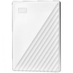Western Digital MY PASSPORT 2TB WHITE EXTERNAL HDD (WDBYVG0020BWT-WESN)
