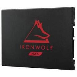 Seagate IRONWOLF 125 SSD 1TB RETAIL 2.5IN SATA 6GB/S 7MM 3D TLC ZA1000NM1A002