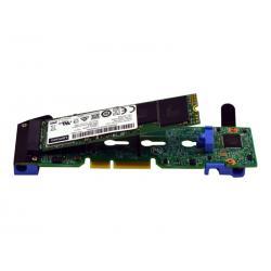 LENOVO ST550 SILVER 4208 8C + 2x 240GB M.2 5100 SATA NON HS SSD+ BONUS $100 VISA (Bundled)