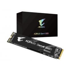 GIGABYTE 500GB AORUS NVMe M.2 PCIe4 SSD, UP TO READ 5000MB/s, WRITE 2500MB/s, 5YR WTY (GP-AG4500G)