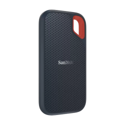 Sandisk SSD EXTREME PORTABLE 250GB USB 3.1 TYPE C & TYPE A COMPATIBLE SPEEDS UP TO 550MB/S SDSSDE60-250G-G25