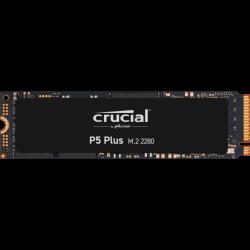 CRUCIAL P5 PLUS 500GB, M.2 INTERNAL NVMe PCIe SSD, 6600R/4000W MB/s, 5YR WTY CT500P5PSSD8
