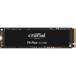 CRUCIAL P5 PLUS 2TB, M.2 INTERNAL NVMe PCIe SSD, 6600R/5000W MB/s, 5YR WTY CT2000P5PSSD8