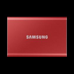Samsung Portable SSD T7 1TB RED MU-PC1T0R/WW