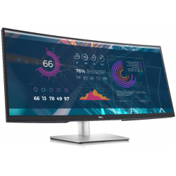 Dell 34IN P3421W CURVED 21:9 3440 X 1440 AT 60HZ IPS VESA MOUNT HEIGHT-ADJUSTABLE