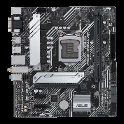 Asus PRIME H510M-A WIFI MB H510 Micro-ATX: Socket 1200 For Intel 11th/10th Gen. Processors 2 x DDR4, 1x M.2, 4 x SATA3 6.0,