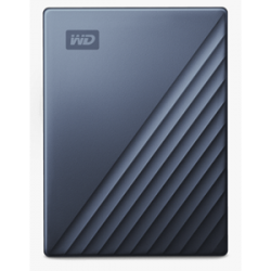 Western Digital MY PASSPORT ULTRA 4TB BLUE WORLDWIDE (WDBFTM0040BBL-WESN)