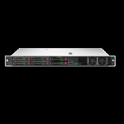 HPE ProLiant DL20 Gen10 E-2224 1P 16GB-U S100i 4SFF 500W RPS Server (P17080-B21)