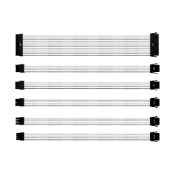 COOLER MASTER WHITE SLEEVED EXTENSION CABLE KIT (Cma-Nest16Xxwt1-Gl)