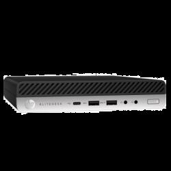 HP K12Only EliteDesk 800G5 DM i59500T 8GB/256 PC Intel i5-9500T, 256GB SSD, 8GB DDR4, W10 Pro64 MSNA, 1-1-1 Wty, AC+BT 8Yh81Pa