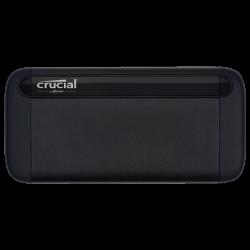 Crucial X8 500GB Portable SSD (CT500X8SSD9)