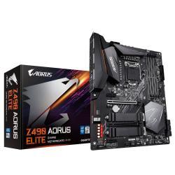 Gigabyte Z490 AORUS ELITE Intel ATX Motherboard 4xDDR4 3xPCIe 2xM.2 6xSATA GA-Z490-AORUS-ELITE