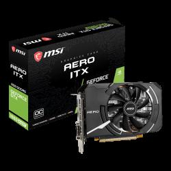 MSI Geforce Gtx 1660 Super Aero ITX OC Graphics Card