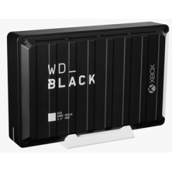 Western Digital Wd Black D10 Game Drive For Xbox 12Tb Black Multi-City Asia Wdba5E0120Hbk-Sesn
