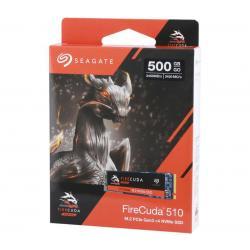 Seagate 500GB Firecuda 510 Performance SSD NVMe PCIe Gen3 X4 ZP500GM3A001, 3450MB/S