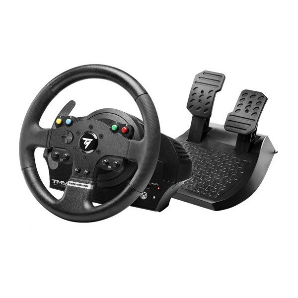 thrustmaster tmx force feedback racing wheel for pc xbox one tm 4460140 ebay. Black Bedroom Furniture Sets. Home Design Ideas